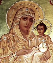 Ikony z greckiego klasztoru