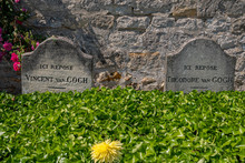 The Tomb Of Vincent Van Gogh A...