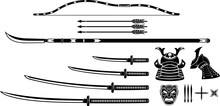 Samurai Equipment Gear And Wea...