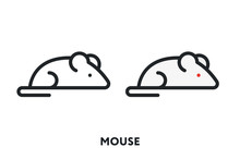 Mouse Rat Animal Tail Vector F...