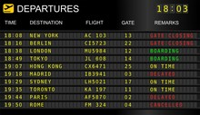 Flight Information Display Sys...