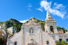 Detail Of Beautiful San Giusep...