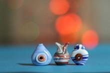 Evil Eye Beads And Bokehs