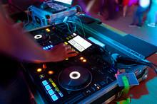 Sprzęt Sterujący DJ, Impreza...