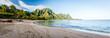 Tunnels Beach Panorama - Haena, Kauai Hawaii