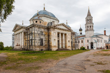 Boris And Gleb Monastery In Torzhok, Russia