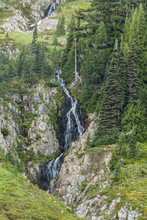 Waterfall In Paradise Of Mount...
