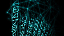Cyber War Future Concept, Artificial Intelligence Algorithm