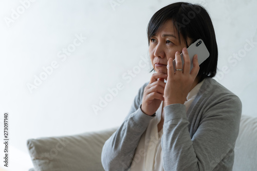 Tela ミドル 女性 電話