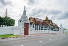 Grand Palace Bangkok, Thailand.