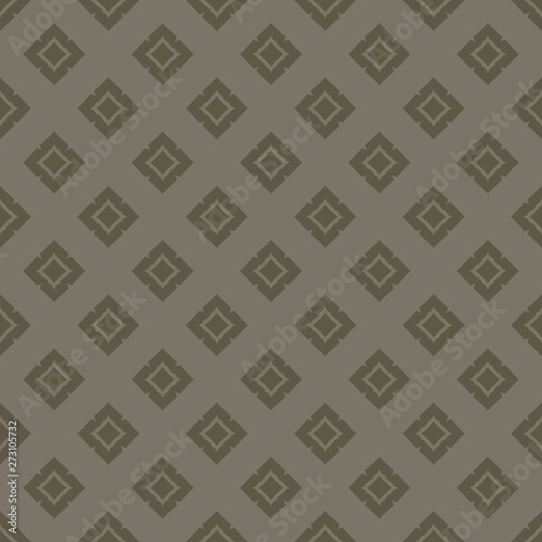 Deurstickers Positive Typography Vector retro pattern for decoration