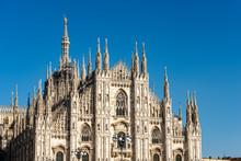Duomo Di Milano - Milan Cathedral - Lombardy Italy