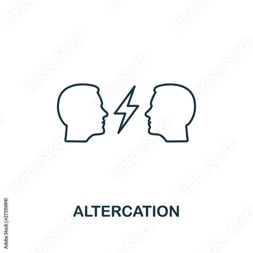 Photo Altercation icon