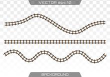 Straight Tracks Art Design.