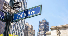 5th Ave, Manhattan New York Do...