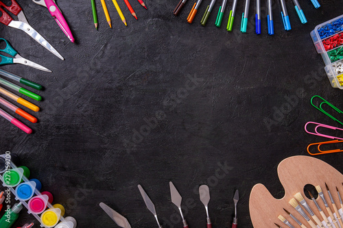 Poster Pays d Asie School supplies