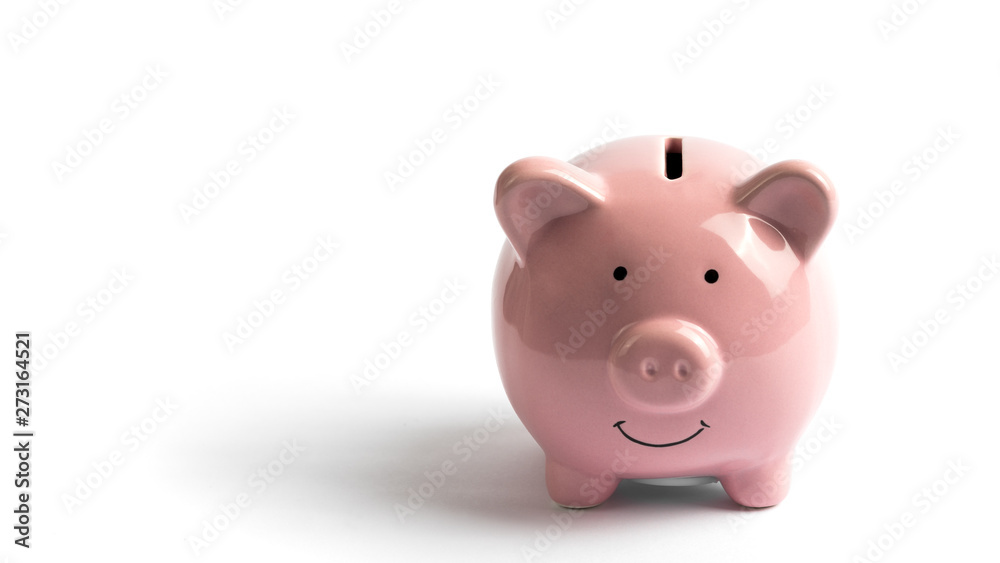 Fototapety, obrazy: Piggy Bank, concept of savings
