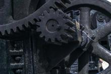 Fragment Of A Huge Steam Era M...