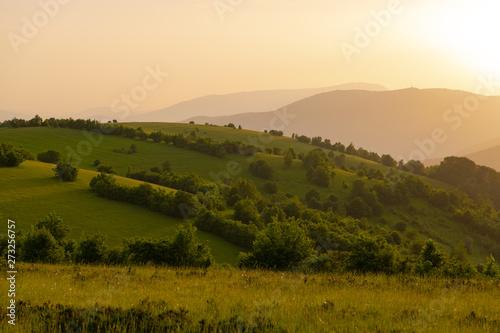 In de dag Toscane landscape nature summer