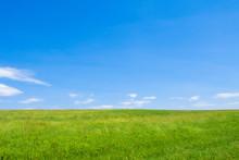 草原と大地と青空 シ...