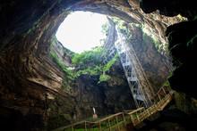 Gouffre De Padirac Cave, Franc...