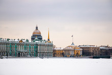Winter Panorama Of Saint-Peter...