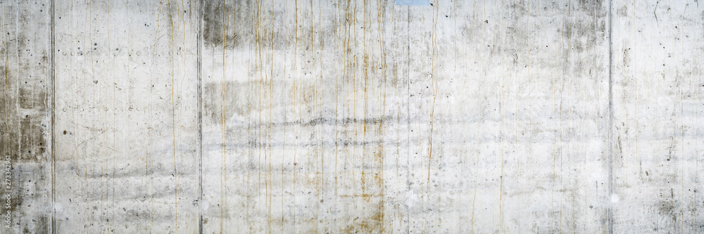 Fototapety, obrazy: Texture of old grunge concrete wall as an abstract background