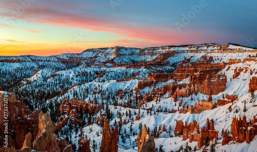 Foto auf AluDibond Blau Jeans Bryce Canyon National Park, Utah, USA
