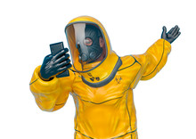 Bio Hazard Man Live Alert On C...