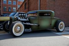 Old Classic Vintage Retro Car