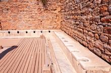 Public Toilet In The Ancient C...