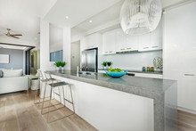 An Imposing Kitchen Space