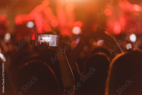 Event people live video festival music concert - 273436193