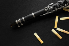 Details Clarinet And Reeds Iso...