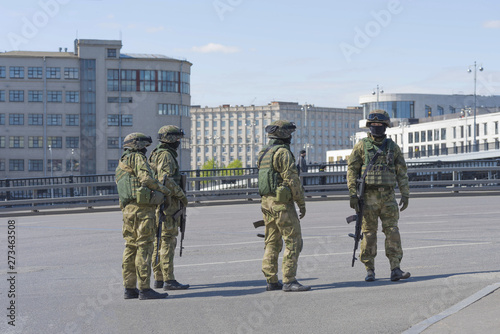 Photo  National Guard of the Russian Federation