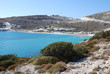 Kimolos Island, Cyclades islands / Greece 2018: The beautiful island of Kimolos