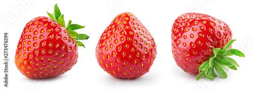 Fotomural  strawberries