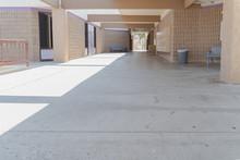 Exterior School Outdoor Locker...
