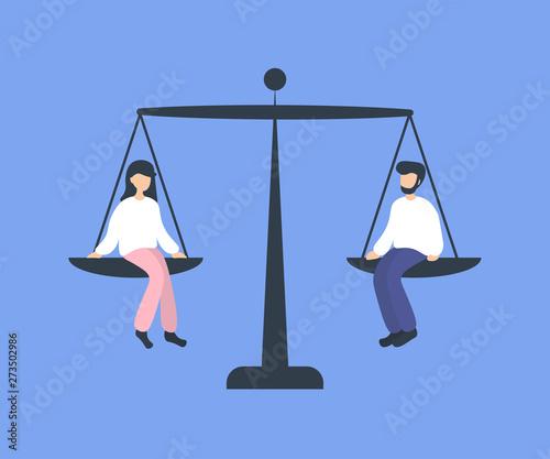 Fotografia gender equality