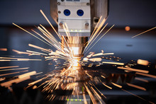 Laser Cutting. Metal Machining...