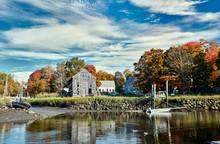 Fall In Essex, Massachusetts, ...