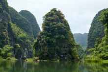 Karst Mountains, Tropical Fore...