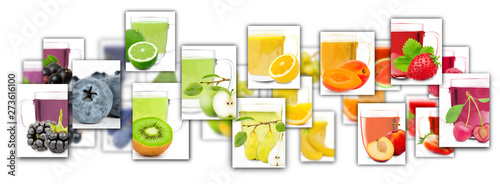 Fruit Mix Rectangles - 273616100