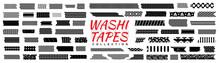Mini Washi Tape Strips, Washy ...
