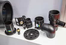HDPE Pipe Fitting Parts For Wa...