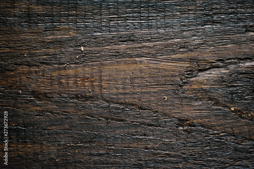 Rustic wooden fence texture background of natural brown and yellow colors