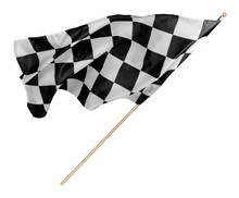 Black White Race Chequered Or ...