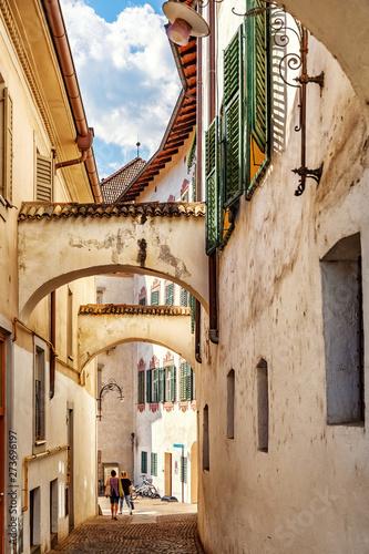 Pinturas sobre lienzo  Hallergasse, Merano, Trentino-Alto Adige, Italy, xxl+more: bartussek