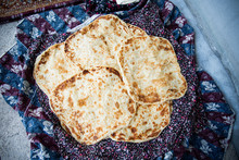 Village Bread. Flatbread. Flat...