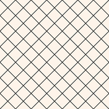 Square Grid Vector Seamless Pa...
